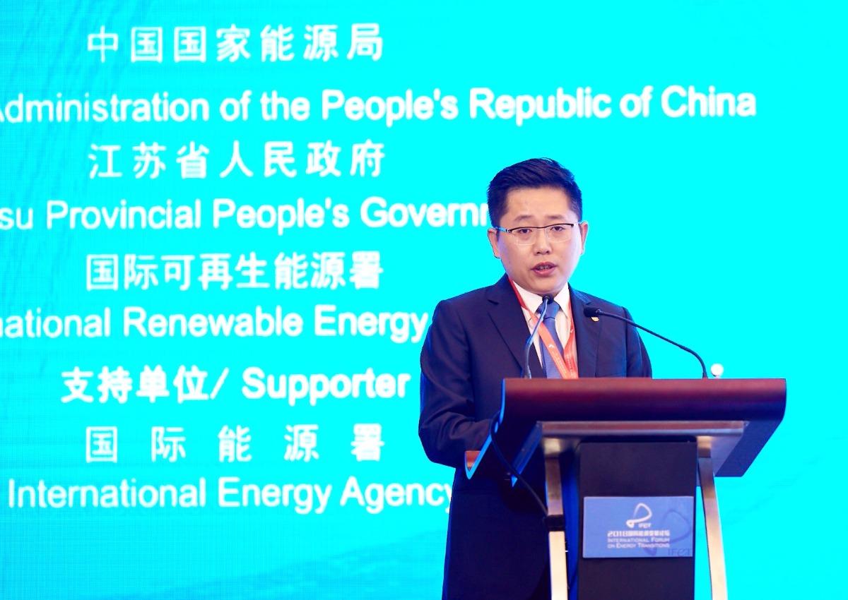 """朱钰峰:能源系统将走向""""定制化""""终端用能市场"""