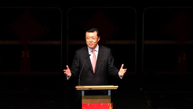 驻英大使刘晓明在英媒发文 驳斥美副总统彭斯谬论