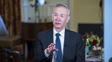 """刘鹤:不存在""""国进民退""""问题 国企民企互补形成产业链"""