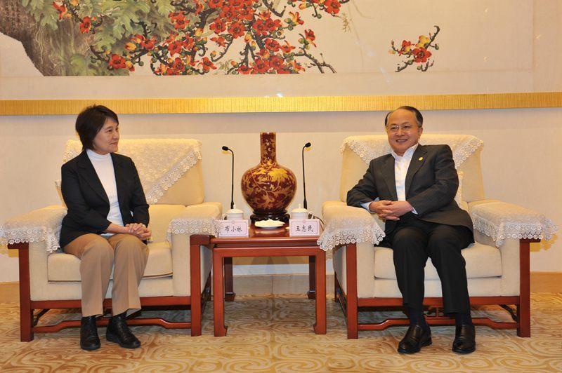 王志民会见内蒙古自治区主席布小林