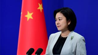 """外交部:""""中国干涉美选举""""说法纯属无中生有"""