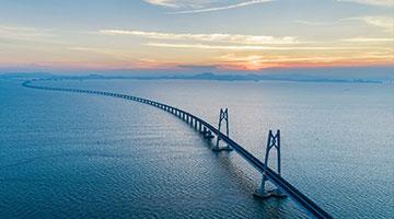 《港珠澳大桥》纪录片导演闫东:大桥将帮助粤港澳三地连成一体
