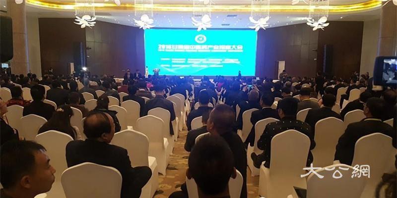 2018中国(甘肃)中医药产业博览会签逾160亿项目