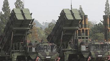 """韩国""""爱国者""""拦截导弹发射升空4秒后爆炸 未造成伤亡"""