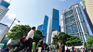 粤港澳银行资产7万亿美元 达世界级规模