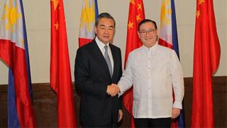 王毅:承担共同责任,维护南海和平稳定