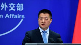 外交部:愿扩大中日财政金融等领域互利务实合作