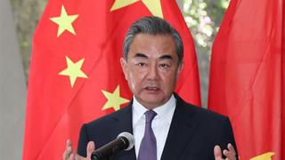 王毅:中国对外援助经得起检验和评判