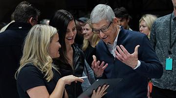 苹果新品全线加价 倚赖涨价刺激收益增长