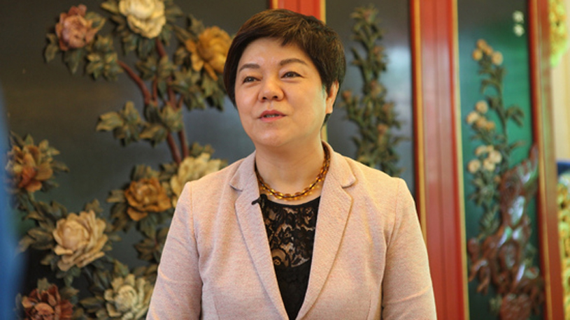 丁永玲:北京同仁堂通过香港走向世界是最佳选择