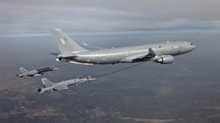 韩军要装备空中加油机了 战机作战时间将延长1小时