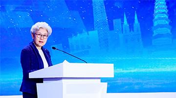 傅莹:改进国际传播 更充分地表达和传播中国故事
