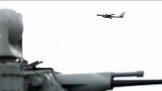俄反潜机飞越参加军演的北约舰艇