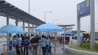 港珠澳大桥运作顺畅 客流车流同创新高