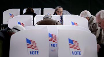 美国中期选举开战众院或易主 民主党谋夺国会控制权