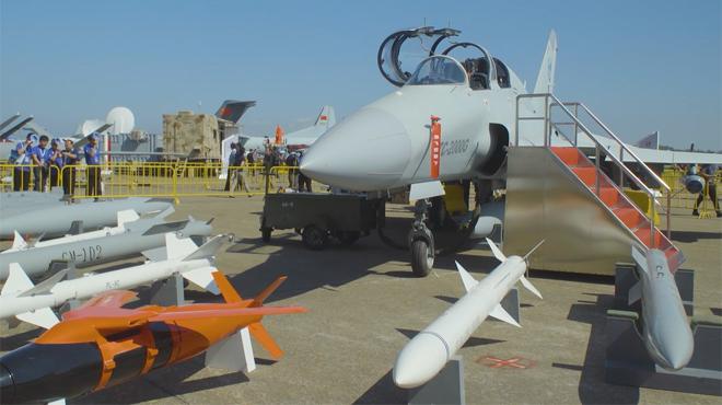 珠海航展丨英姿飒爽!航展上的军用飞机