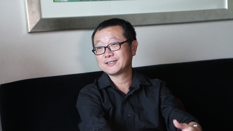 刘慈欣:如果没有改革开放,我可能是一名煤矿工人