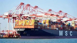 前10个月进出口总值25.05万亿 对美顺差扩大11.5%