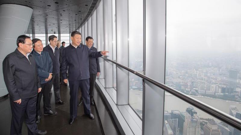 习近平:增加核心竞争力服务改革 中国仍处大有可为机遇期