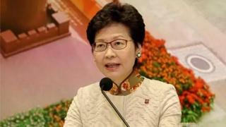 林鄭:香港應把握大灣區機遇拓金融服務
