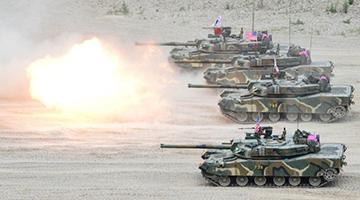 朝鲜官媒批评韩美重启联合军演:别再搞军事行动!