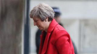 欧盟拒绝脱欧后备方案 英首相:不会不惜代价达成协议