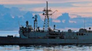 台军向美采购军舰后信心满满 国台办:武力对抗没有前途