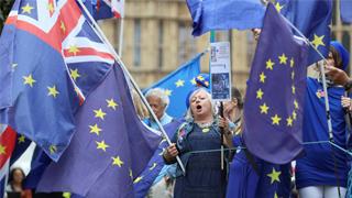欧盟委员会:建议脱欧后英公民仍可免签入境欧盟