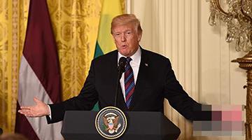 """特朗普内阁将""""大换班""""?国安部长和白宫幕僚长或离职"""