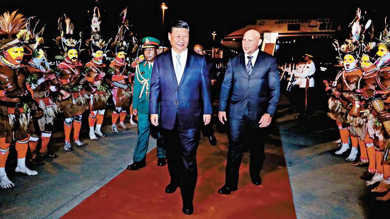 习近平首访巴新将出席APEC峰会 开启亚太合作新进程