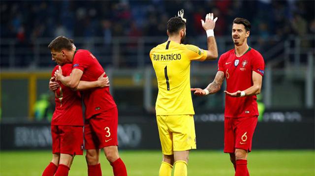 葡萄牙首队晋欧国联决赛周
