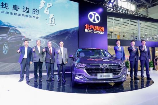 广州车展国产自主品牌多款新车型亮相 智能网联新能源成焦点