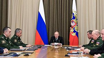 普京:若美国退出《中导条约》 俄一定会报复