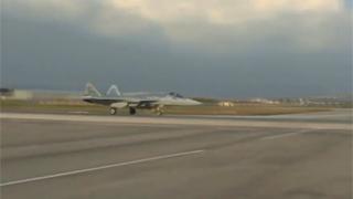 """""""难得一见""""俄四代机苏-57实战测试"""