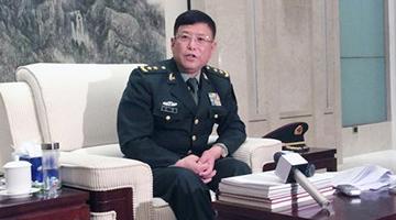 解放军中将:不希望这代人等台湾回归,再把头发等白