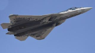 俄媒:苏-57战斗机将装备高超声速导弹