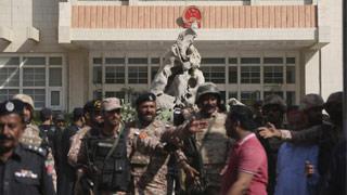 联合国安理会谴责巴基斯坦发生的两起袭击事件