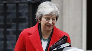 """英首相發公開信:""""脫歐""""協議符合所有英國人利益"""