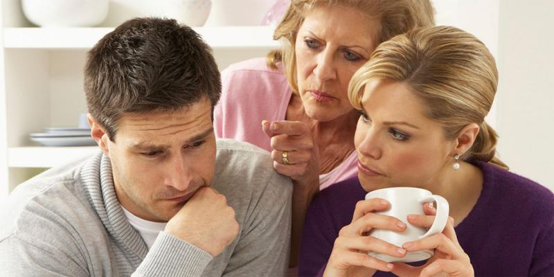 消弭外母与女婿的矛盾