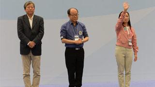 陈凯欣胜出九龙西补选 得票近半当选为立法会议员