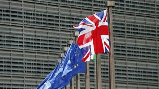 """外交部:希望英欧最终就""""脱欧""""问题达成共识"""