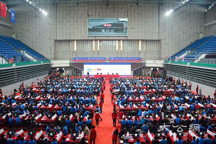 894名精英竞技国际大学生程序设计赛
