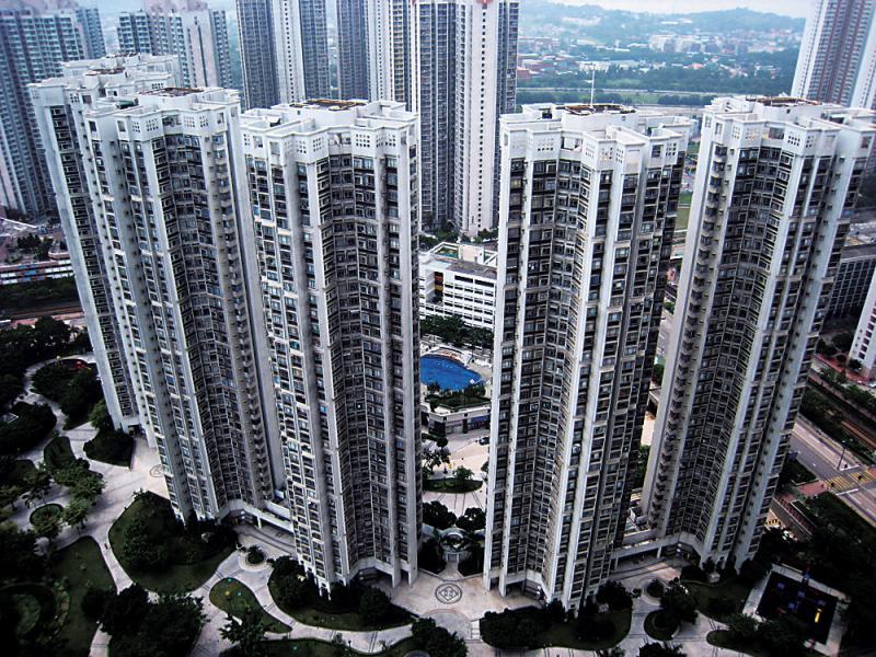 港楼优点 汇价稳定\中原地产亚太区副主席兼住宅部总裁 陈永杰
