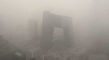 中国经历今年最重一次污染:82个城市发重污染预警