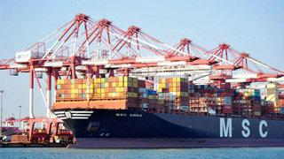 前11個月外貿同比增長11.1% 對美順差擴大13.9%