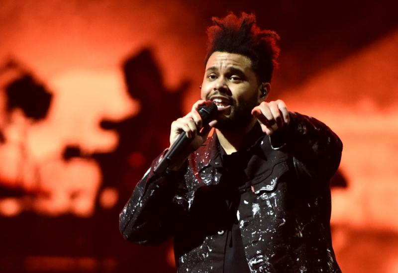 Weekend with The Weeknd\王加