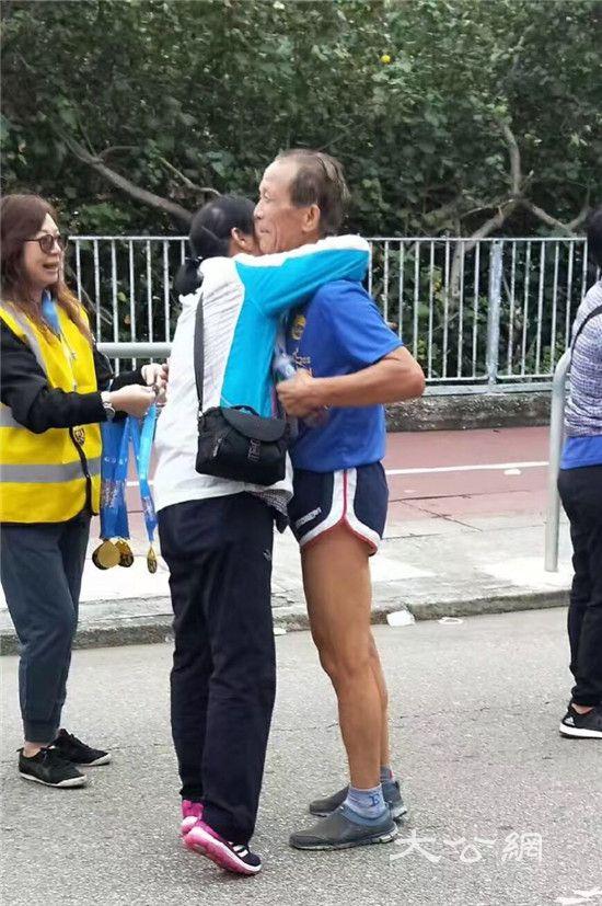 運動不設限!2018香港(屯門)國際半馬現超大年齡差