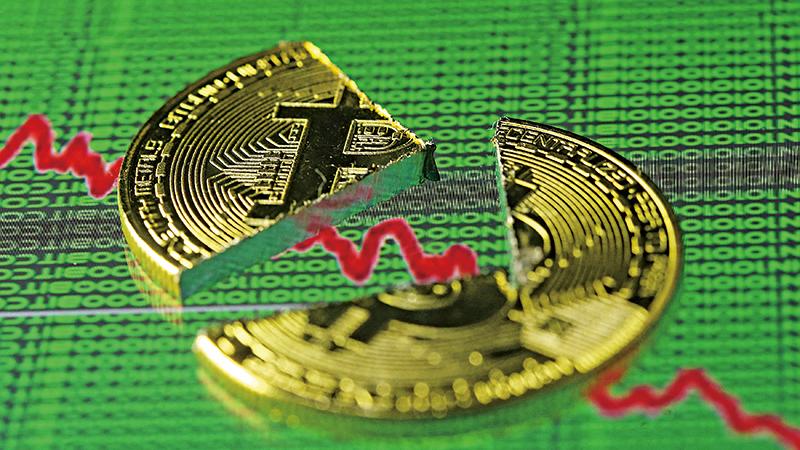 矿机价跌逾九成仍无人购买 投资者梦断虚拟货币剩宴