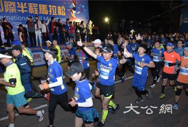 香港半馬圓滿結束 新港人積極參與