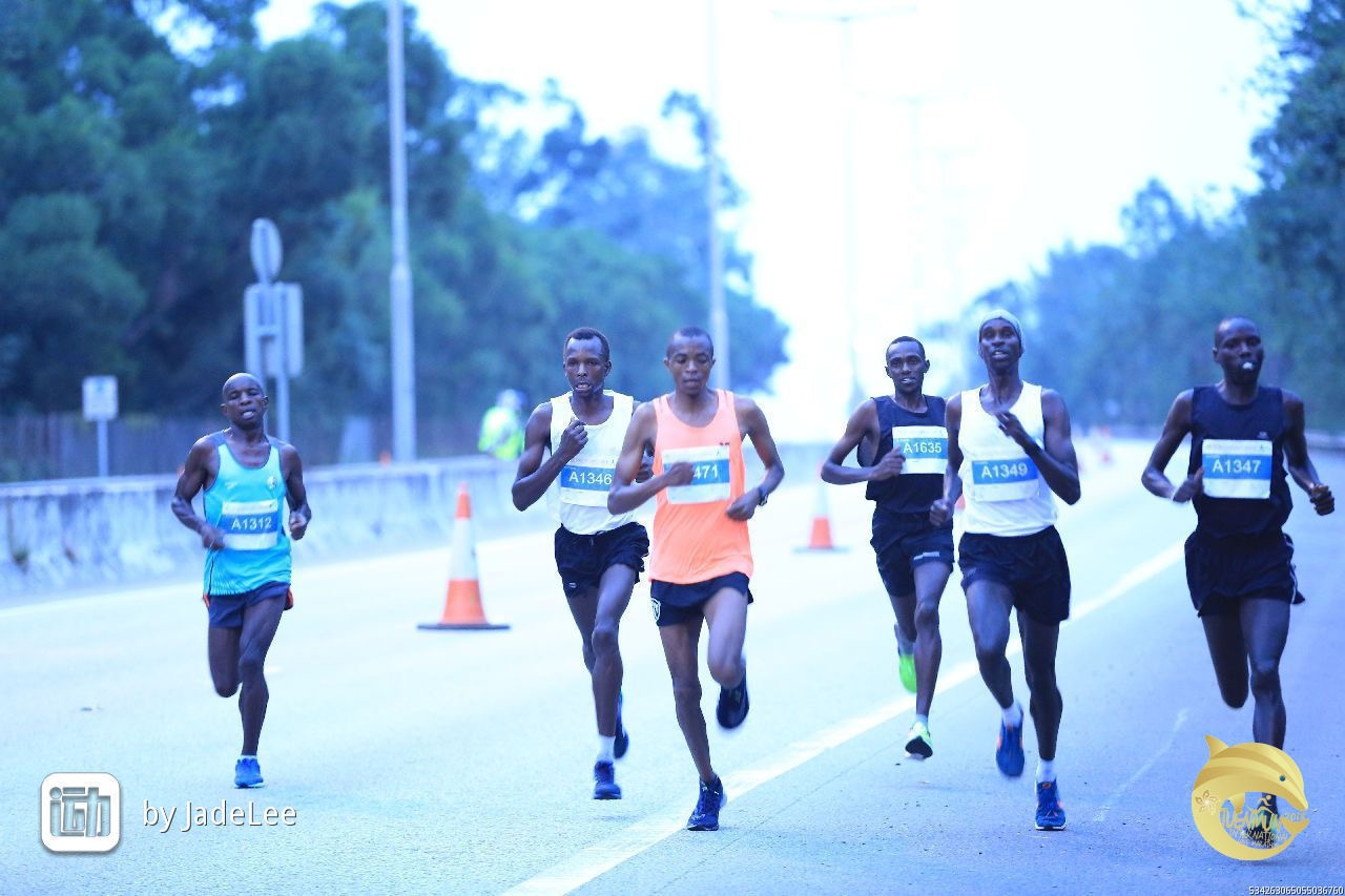 香港屯門國際半馬 肯尼亞包攬男女組冠軍